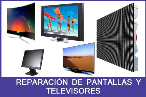 Reparación De Pantallas Y Televisores